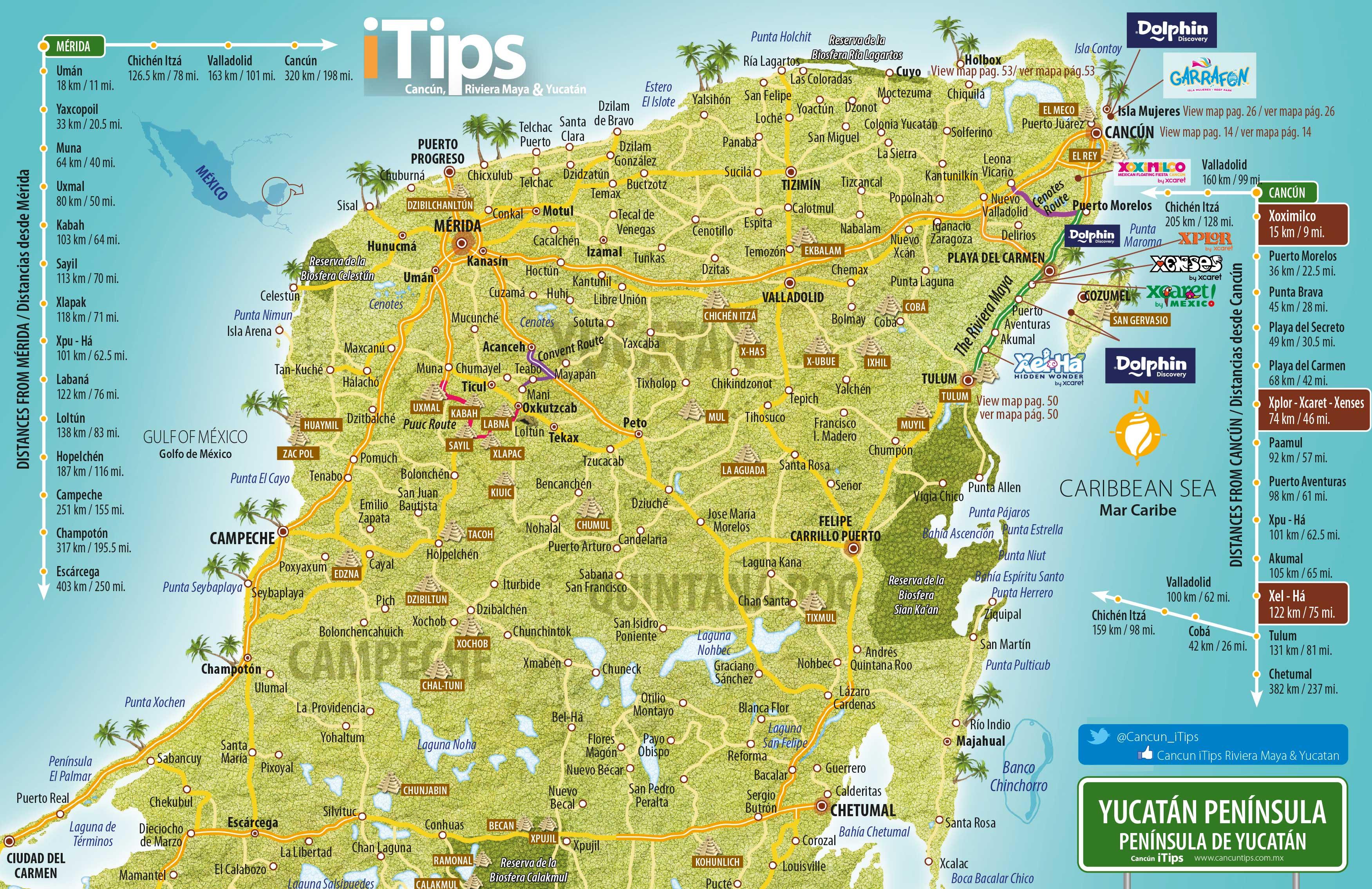 Die Top 10 Sehenswürdigkeiten in Halbinsel Yucatan (mit fotos ...